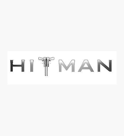 Hitman Photographic Print