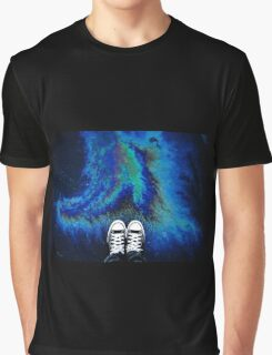 Walk the Galaxy Graphic T-Shirt