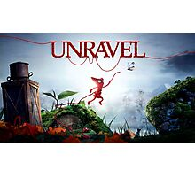 Unravel Photographic Print
