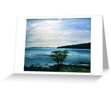 The Picnic Area Greeting Card