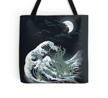 The Wave Off  R'lyeh  Tote Bag