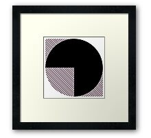GEO MODE 4 Framed Print