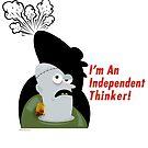 Thinker! by Alex Preiss