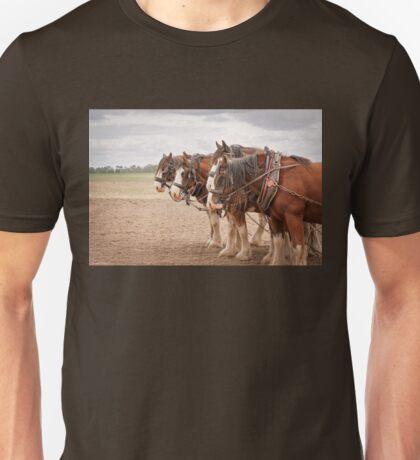 Working Horses Unisex T-Shirt