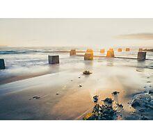 Coogee Sunrise Photographic Print