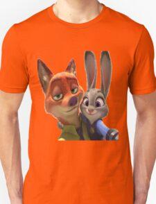 Zootopia Selfie Unisex T-Shirt