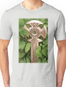 A Celtic Cross for St Patrick's Day T-Shirt