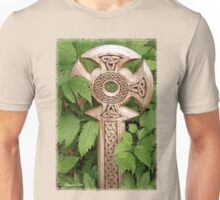 A Celtic Cross for St Patrick's Day Unisex T-Shirt