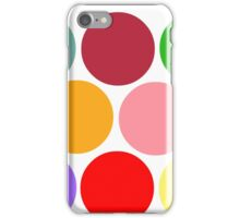 Primary, Secondary on White iPhone Case/Skin