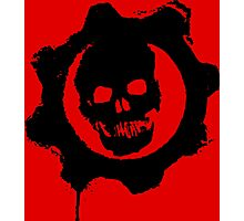 Gears of War Photographic Print