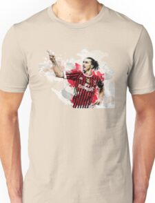 Zlatan Ibrahimovic Painting T-Shirt