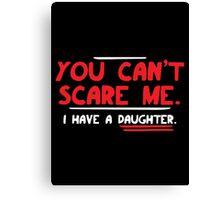 scare Canvas Print