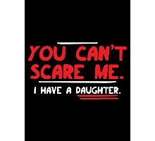 scare Photographic Print