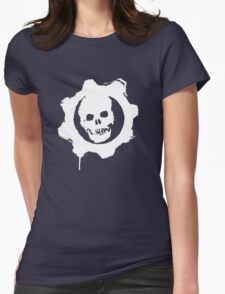 gears of war 4 Womens Fitted T-Shirt