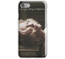 Carol Aird // My angel, flung out of space... iPhone Case/Skin