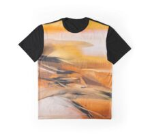 Appearance of the Gold Wind Graphic T-Shirt