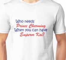 Prince Charming and Emperor Kai Unisex T-Shirt