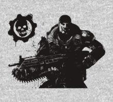gears of war 4 One Piece - Long Sleeve