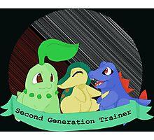 Second Generation Trainer   Photographic Print