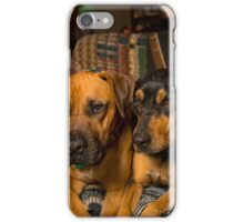 Son and Daughter iPhone Case/Skin