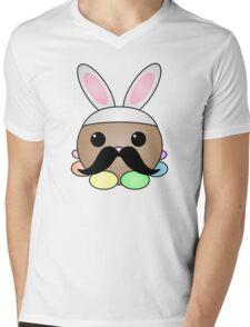 Little Bunny Faux-Faux Mens V-Neck T-Shirt