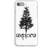 Explore Tree iPhone Case/Skin