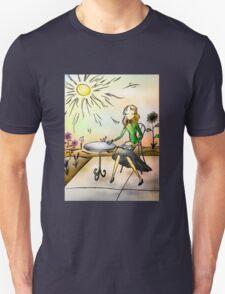 Reading Girl I Know Unisex T-Shirt