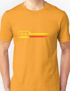 Retro Cool Cassette Unisex T-Shirt