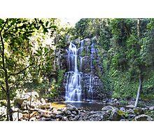 Minnamurra Falls Photographic Print