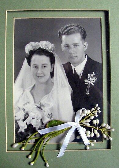 My beloved parents by Elizabeth Kendall