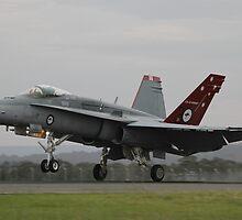 RAAF Hornet 30th Anniversary by Daniel McIntosh