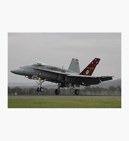 RAAF Hornet 30th Anniversary Photographic Print