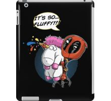 Fluffy! iPad Case/Skin