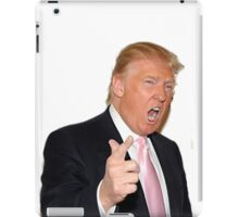 Donald Trump iPad Case/Skin