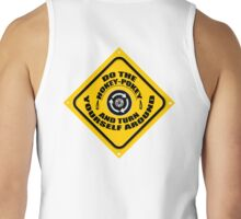 Do The Hokey Pokey Freeway Dance Tank Top