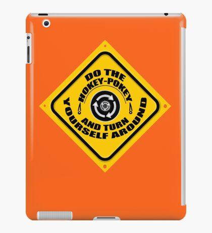 Do The Hokey Pokey Freeway Dance iPad Case/Skin