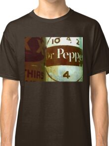VINTAGE DR. PEPPER Classic T-Shirt