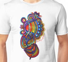 Vibrant by kathrynjinae Unisex T-Shirt
