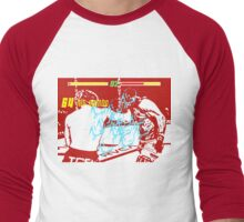 gomi vs. the world Men's Baseball ¾ T-Shirt