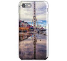 Seattle Great Wheel Reflection iPhone Case/Skin