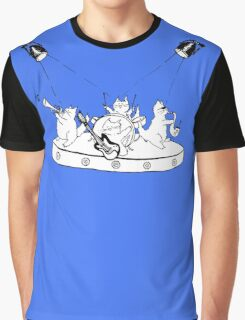 The Meow Meows Graphic T-Shirt