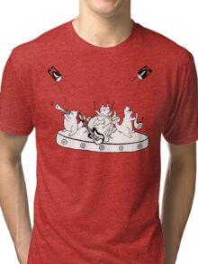 The Meow Meows Tri-blend T-Shirt