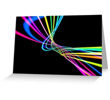 AbstraCT-10 Greeting Card