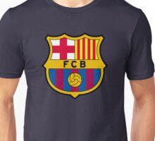 fc barcilona Unisex T-Shirt