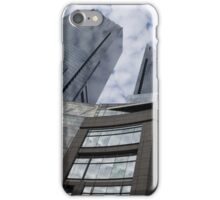 New York Sky and Skyscrapers iPhone Case/Skin