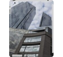 New York Sky and Skyscrapers iPad Case/Skin