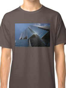Silver Lines to the Sky - Downtown Toronto Skyscraper Classic T-Shirt
