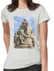 Sand Sculpture ~ a Tribute to Jules Verne T-Shirt