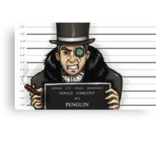 Penguin Canvas Print