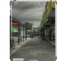 container shopping mall iPad Case/Skin